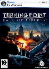 Turning Point: Fall of Liberty Box (PC)