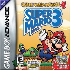 Super Mario Advance 4 (Original) (GBA)