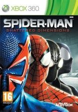Игра Spider-Man: Shattered Dimensions для Xbox 360