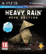 Heavy Rain Move Edition c поддержкой PlayStation Move (PS3)