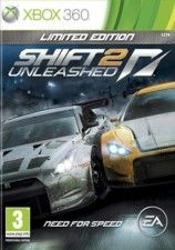 Игра Need for Speed: Shift 2 Unleashed Limited Edition Русская Версия для Xbox 360