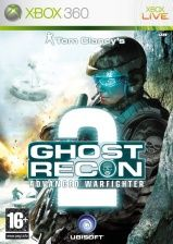 Игра Tom Clancy's Ghost Recon: Advanced Warfighter 2 для Xbox 360