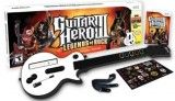 Guitar Hero 3 (III): Legends of Rock Guitar Bundle (���� + ������������ ������) (Wii)