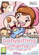 Cooking Mama World: Babysitting Mama (Wii)