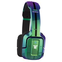 Гарнитура беспроводная TRITTON Swarm Wireless Mobile Headset Зеленая Xbox 360/Xbox One/PS4/PS3/Wii U/PS Vita/3D/PC (PC)