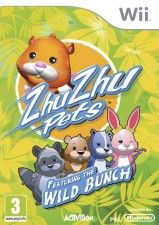 Игра ZhuZhu Pets: Wild Bunch для Nintendo Wii