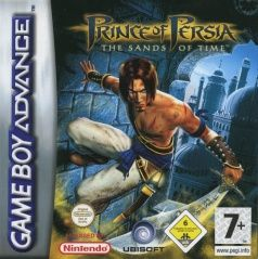 Prince of Persia: The Sands of Time Русская Версия (GBA)