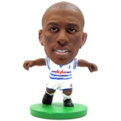 Фигурка футболиста Soccerstarz - QPR Stephane Mbia - Home Kit (77016)