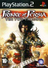 Игра Prince of Persia The Two Thrones для PS2