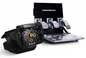 ��������� ���� + ������ Thrustmaster T500RS GT Force Feedback ��� PS3