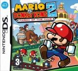 Игра Mario Vs Donkey Kong 2 March Of The Minis для Nintendo DS