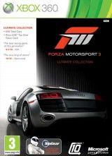 Игра Forza Motorsport 3 Ultimate Collection для Xbox 360