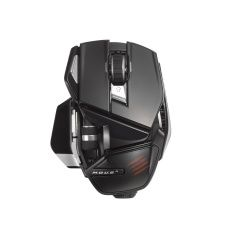 ���� ������������ Mad Catz M.O.U.S.9 Wireless Mouse Gloss Black (PC)