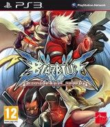 Игра BlazBlue: Continuum Shift для PS3