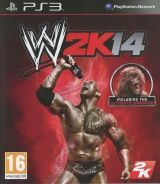 WWE 2K14 Ultimate Warrior DLC (PS3)
