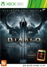 Diablo 3 (III): Reaper of Souls. Ultimate Evil Edition Русская Версия (Xbox 360)