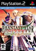 Phantasy Star Universe: Ambition of the Illuminus (PS2)