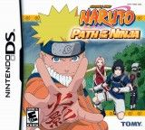Naruto Path Of The Ninja (DS)