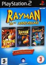 Rayman 10th Anniversary Limited Edition: игра Rayman 3: Hoodlum Havoc (PS2) + игра Rayman 2: Revolution (PS2) + игра Rayman M (PS2)