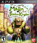Игра Majin And The Forsaken Kingdom для PS3