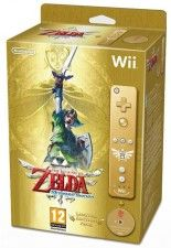 Игра The Legend of Zelda: Skyward Sword Limited Edition Pack для Nintendo Wii