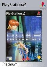 Dead Or Alive 2 Platinum (PS2)