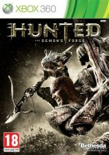 Игра Hunted: The Demon's Forge для Xbox360