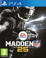 Madden NFL 25 (14) (PS4)