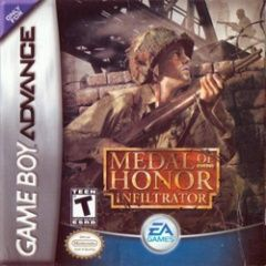 Medal of Honor Infiltrator (������ �� ������ ���������) ������� ������ (GBA)