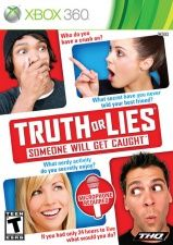 Truth Or Lies Someone Will Get Caught (Microphone Required) (Xbox 360)