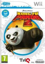 Игра Kung Fu Panda 2 для uDraw Game Tablet для Nintendo Wii