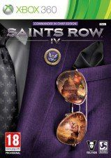 Saints Row 4 (IV) Commander In Chief Edition (Xbox 360)