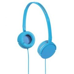 Наушники проводные Hama Joy Slim Stereo Headphones Синие PC/Wii U/PS Vita/3DS (PC)