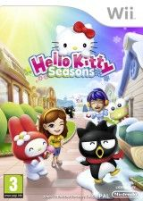 Игра Hello Kitty Seasons для Nintendo Wii