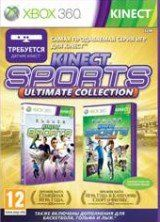 Kinect Sports Ultimate Collection (Сезон 1 + Сезон 2) русская версия (Xbox 360)