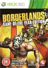 Игра Borderlands Game of the Year Edition для Xbox 360