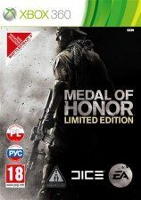 Игра Medal of Honor. Limited Edition (Рус Суб) для Xbox 360