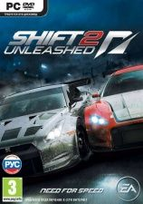 Need for Speed: Shift 2 Unleashed Русская Версия Box (PC)
