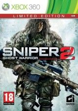 Снайпер Воин-Призрак 2 (Sniper: Ghost Warrior 2) Limited Edition Издание (Special Edition) (Xbox 360)