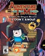 Adventure Time: Explore the Dungeon Because I Don't Know! Box (PC)