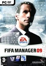 FIFA Manager 09 Box (PC)