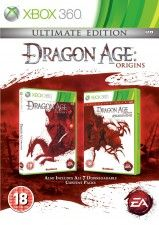 Игра Dragon Age Origins Ultimate Edition для Xbox 360