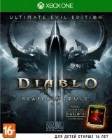 Diablo 3 (III): Reaper of Souls. Ultimate Evil Edition Русская Версия (Xbox One)
