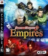 Игра Dynasty Warriors 6 Empires для PS3