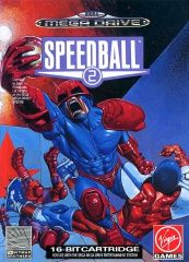 Speed Ball II (Sega)