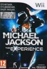 ���� Michael Jackson The Experience ��� Nintendo Wii