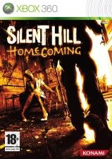Игра Silent Hill: Homecoming для Xbox 360