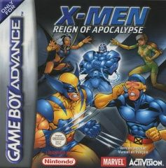 X-Men Reign of Apocalypse Русская Версия (GBA)
