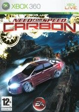 ���� Need For Speed Carbon ��� Xbox 360