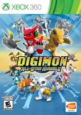 Digimon All-Star Rumble (Xbox 360)